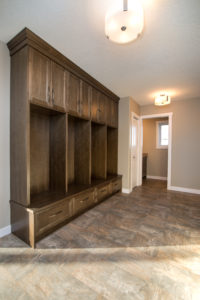 mudroom RTM storage