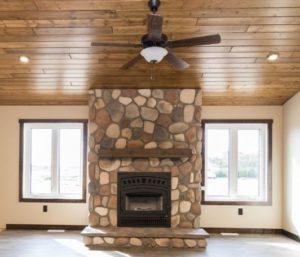 RTM fireplace