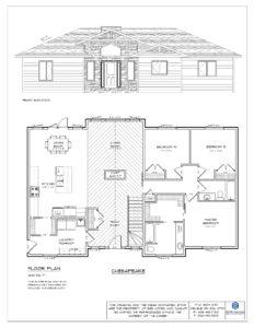 The Chesapeake RTM Floor Plan