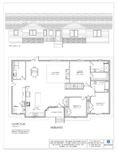 The Hazelwood RTM Floorplan