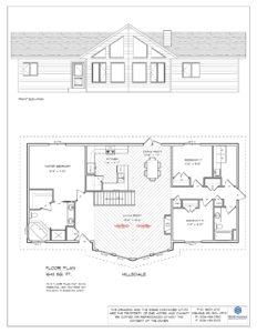 The Hillsdale RTM Floorplan