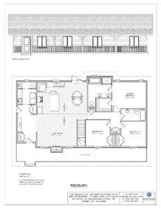 The Redburn RTM Floorplan
